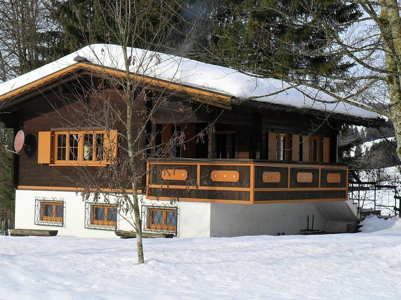 Deluxe and cosy chalet in friendly farm village., holiday rental in Schwarzenberg