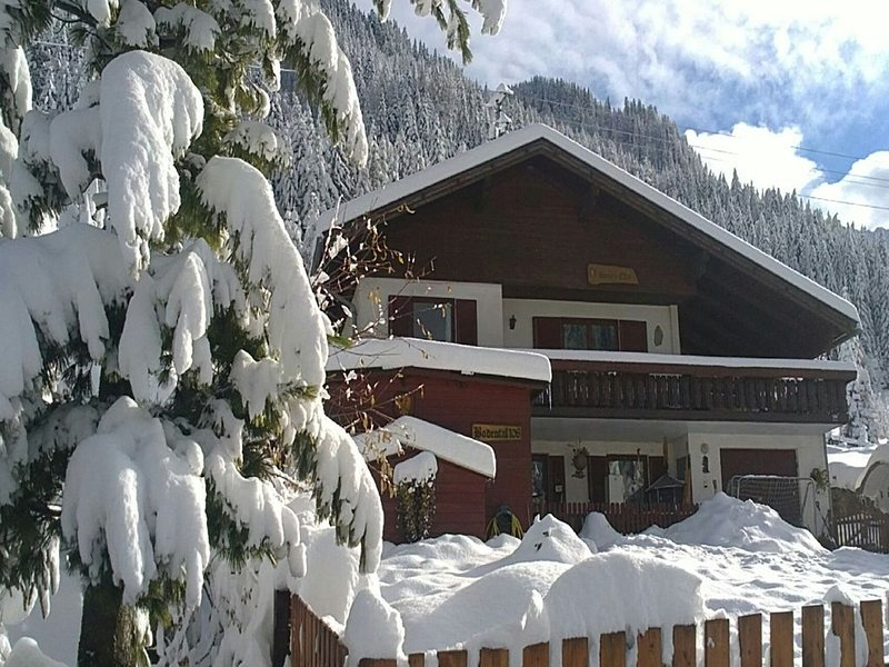 Apartment in quiet setting close to Meerauge in the Bodental at 1100 metres, holiday rental in Bodental
