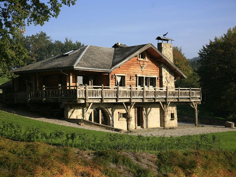Atypical holiday home, holiday rental in Ligneuville