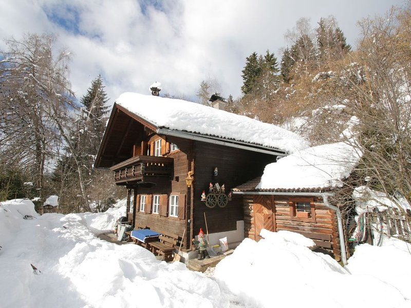 A unique holiday home with splendid views from the garden., holiday rental in Mortschach