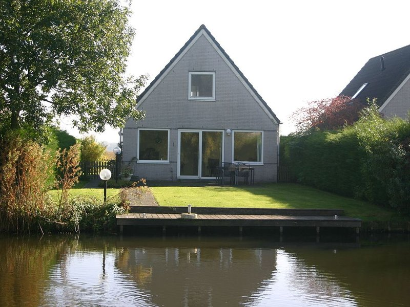 Named after the lake close by., holiday rental in Medemblik