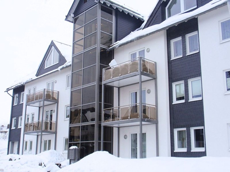 Very nice modern apartment in the city of Winterberg, aluguéis de temporada em Winterberg