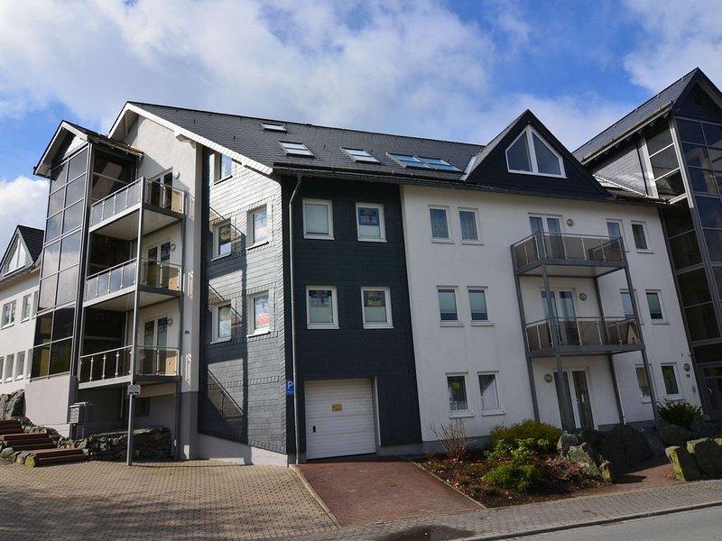 Very nice modern apartment in the city of Winterberg, holiday rental in Elkeringhausen