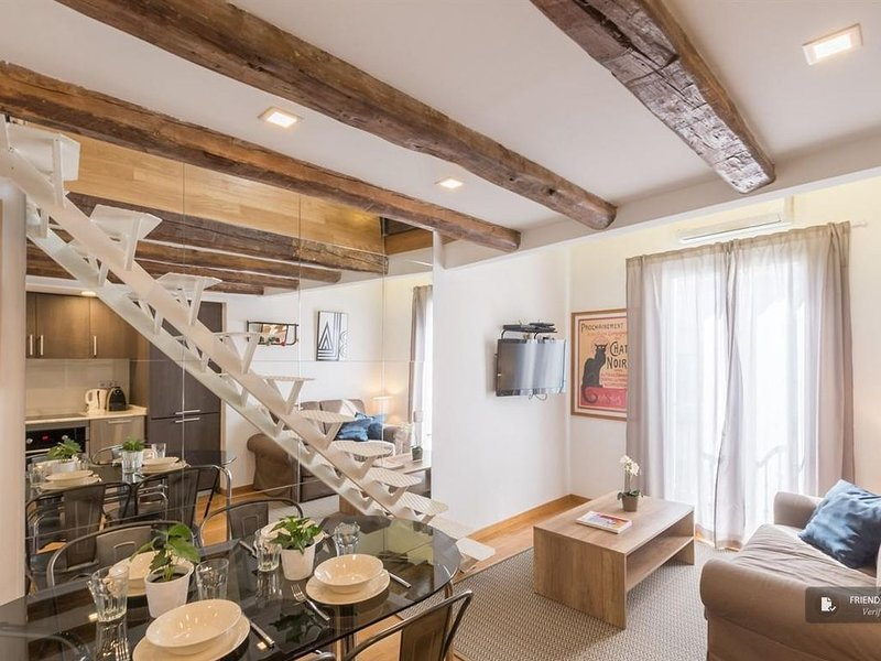 A charming apartment