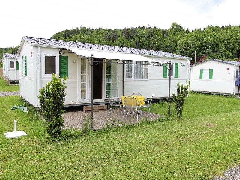 Luxury Mobile Home in Volkermarkt near Petzen Ski Area, holiday rental in Gallizien