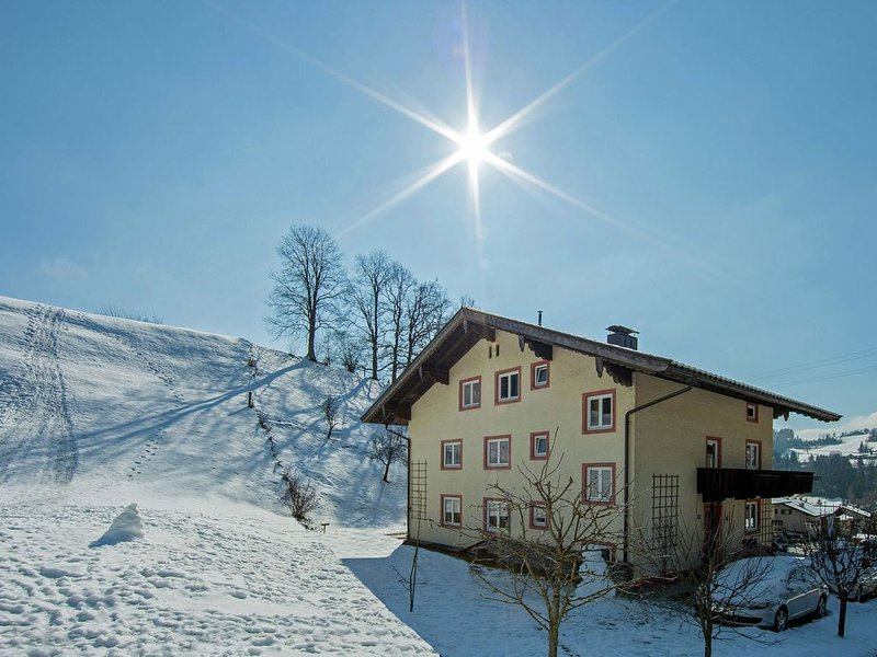 Spacious holiday home at the edge of the pleasant Hopfgarten in Brixental., vacation rental in Hopfgarten im Brixental