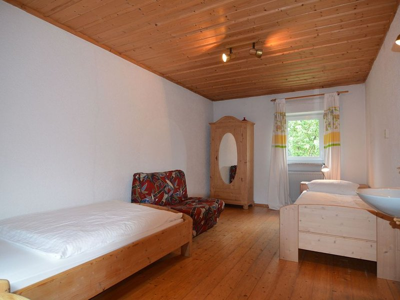 A group house for 12 people in the heart of the Bavarian Forest., holiday rental in Saldenburg