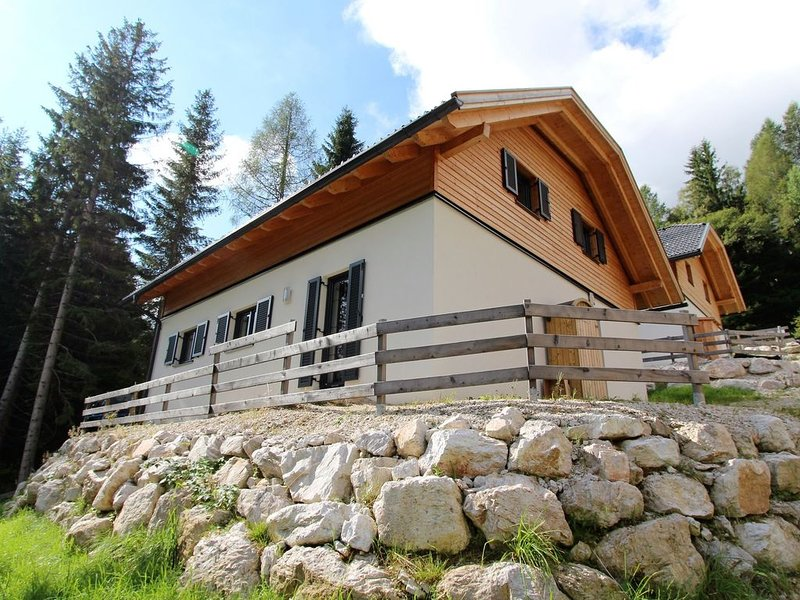 Detached chalet built in 2013, high quality finish, highly recommended!, vacation rental in Bad Kleinkirchheim
