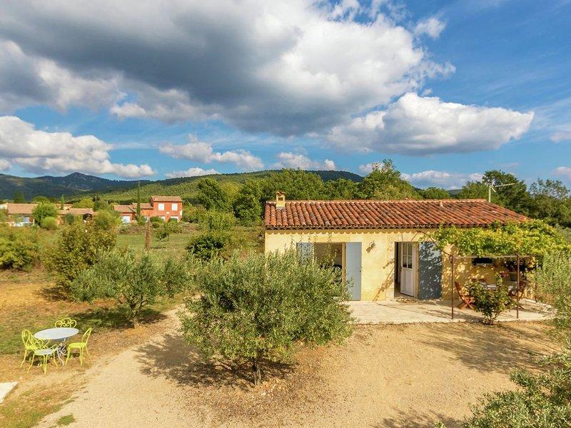 Detached holiday home near truffle capital of Aups with pool and olive trees, aluguéis de temporada em Aups