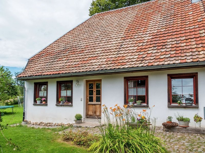 A holiday home for 4-6 people in the southern Black Forest., vacation rental in Herrischried