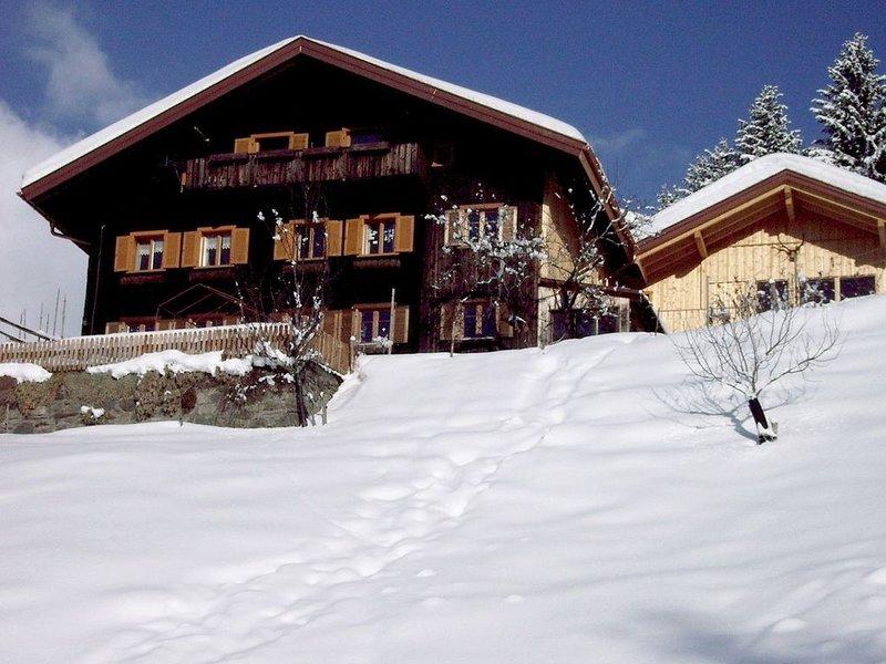 Modern Apartment in Schruns with Mountain View, Ferienwohnung in Vorarlberg