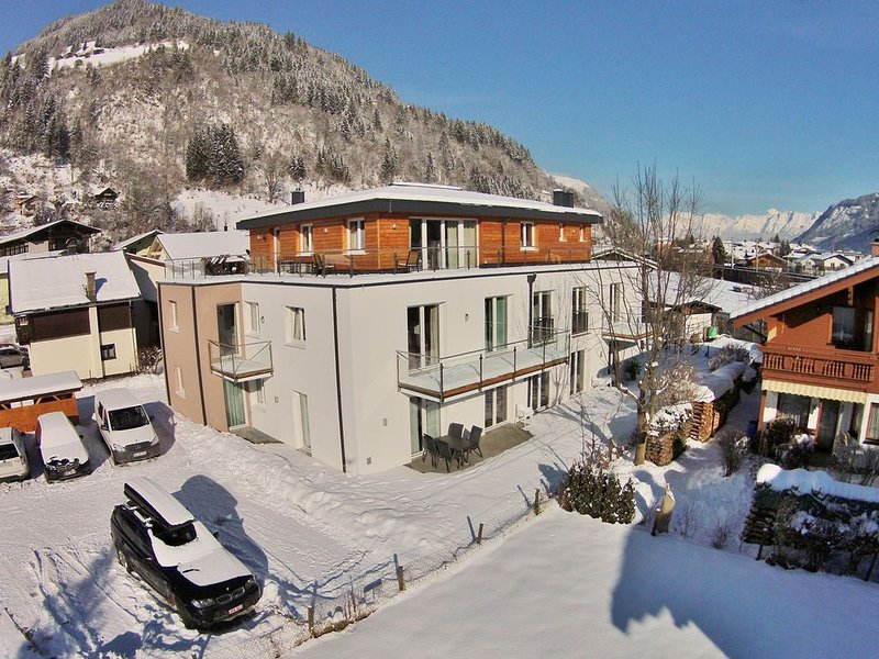 Fabulous penthouse with a fantastic view of Zell am See, holiday rental in Zell am See