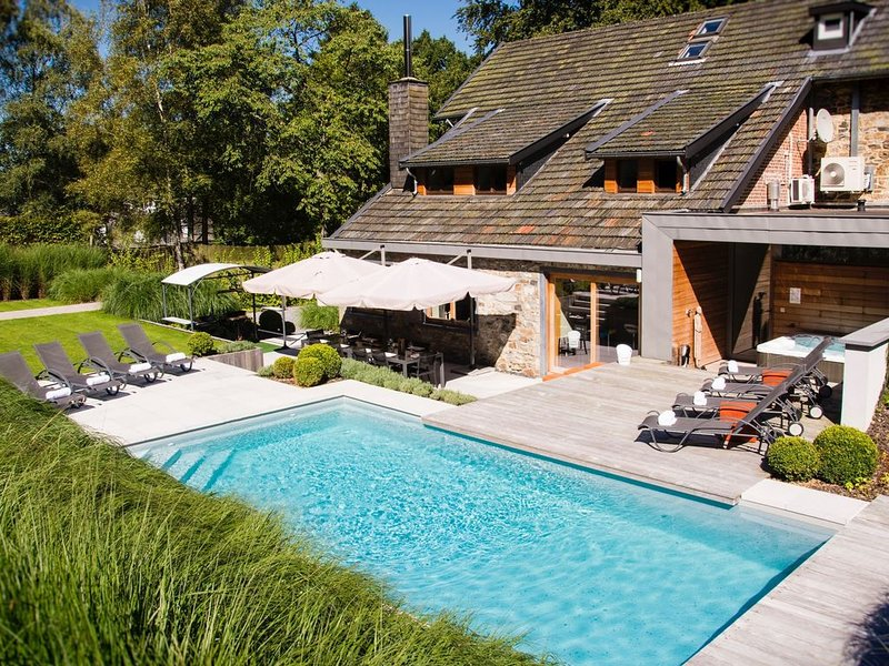 Attractive Holiday Home in Spa with Swimming Pool, holiday rental in Spa