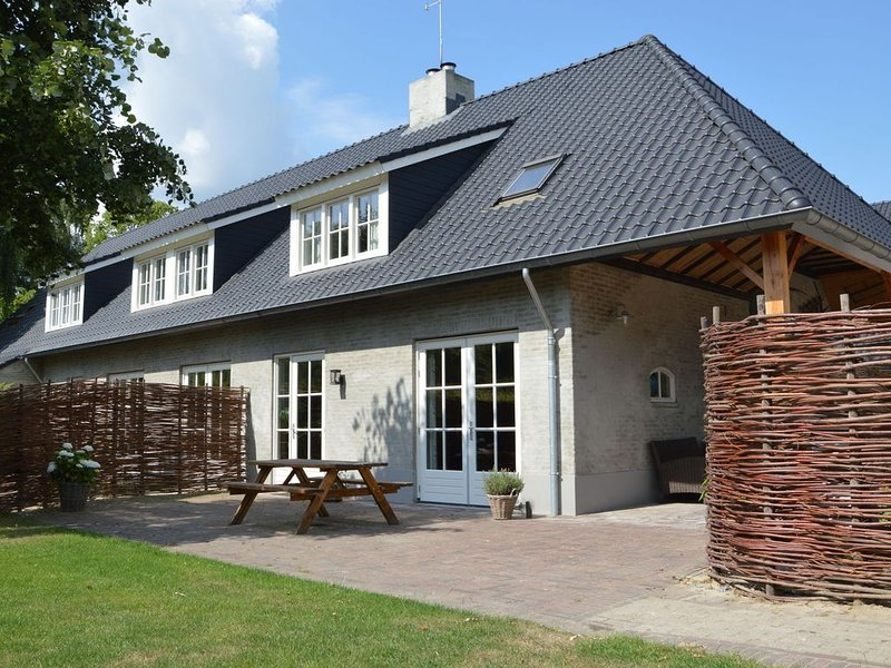 High quality holiday home completely in ballooning theme and nearby the Efteling, vacation rental in Haghorst