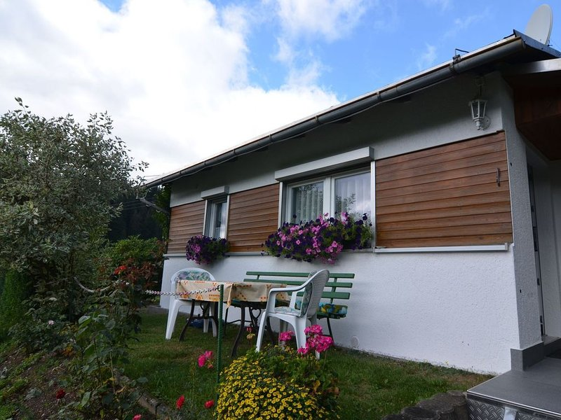 Holiday home for 4 persons near Rennsteig, casa vacanza a Drognitz