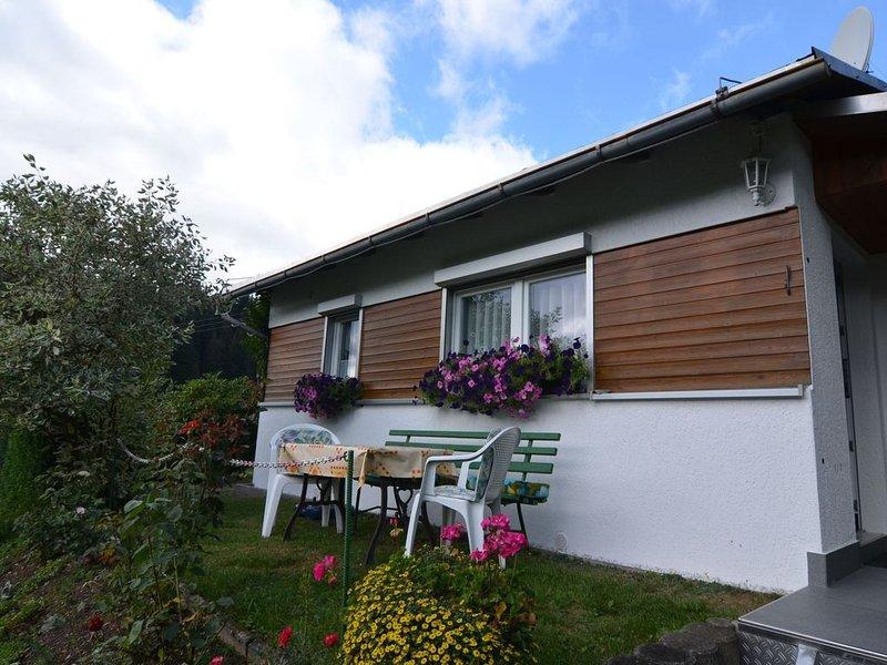 Holiday home for 4 persons near Rennsteig, aluguéis de temporada em Steinheid