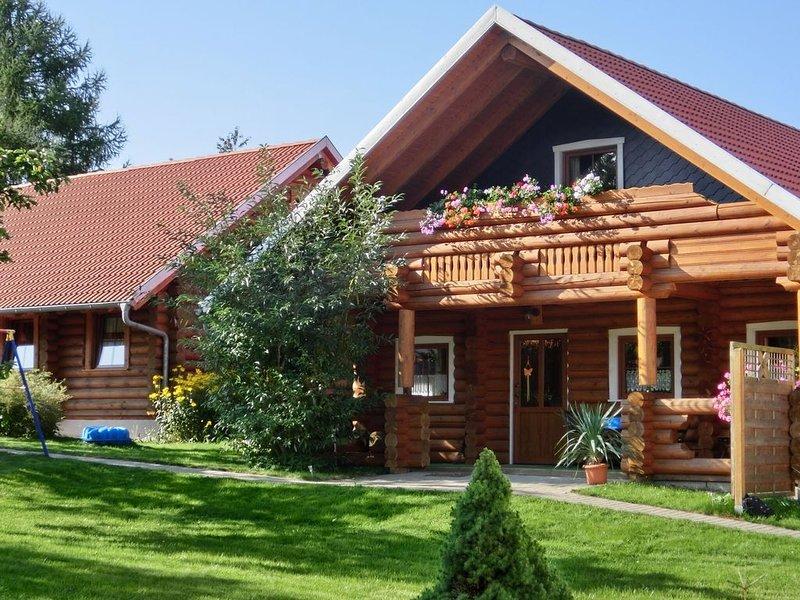 Graceful Holiday Home in Dankerode with Garden, Ferienwohnung in Sachsen-Anhalt