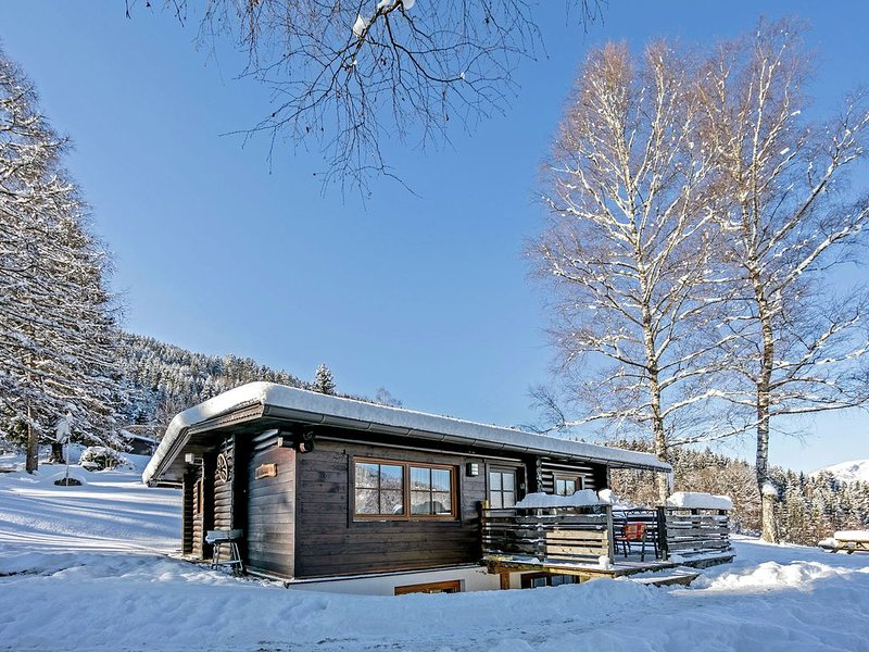 A detached chalet with 5 bedrooms and 2 bathrooms, vacation rental in Bad Häring