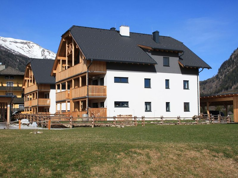 Very luxurious and spacious penthouse with delightful sun terrace, vacation rental in Mauterndorf