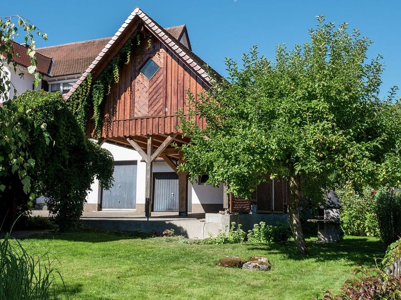 Fully equippped holiday residence between Feldberg and Lake Constance. – semesterbostad i Deisslingen