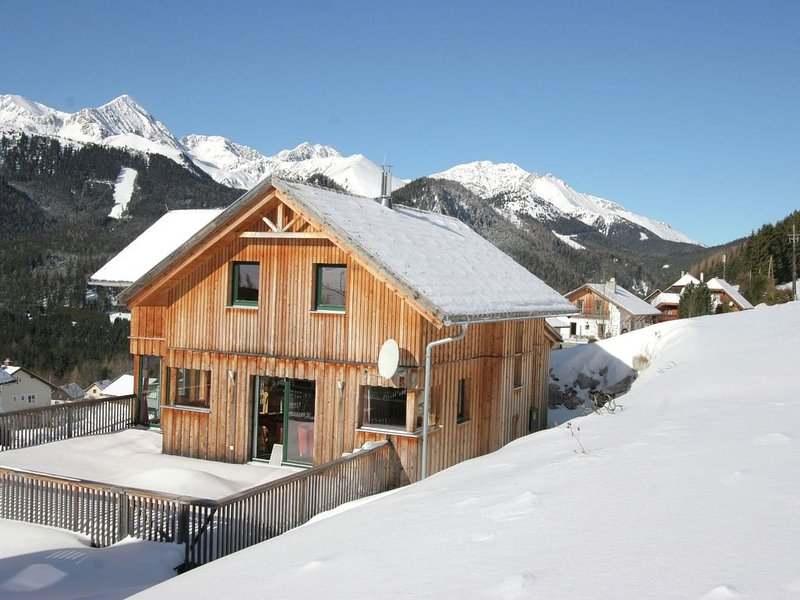 New luxury detached chalet with in-house wellness area in Hohentauern., holiday rental in Sankt Gallen