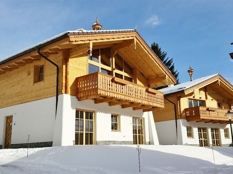 Beautiful Chalet in Wald im Pinzgau with Sauna, aluguéis de temporada em Wald im Pinzgau