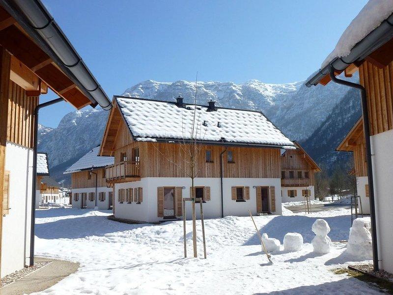 Modern Chalet in Obertraun with Terrace, aluguéis de temporada em Obertraun