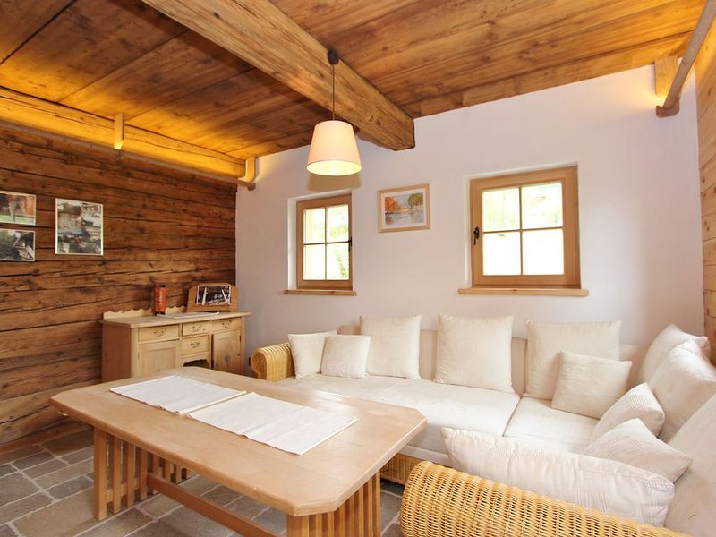 This unique chalet is located directly on the slope in the town of St. Johann, vacation rental in St Johann in Tirol