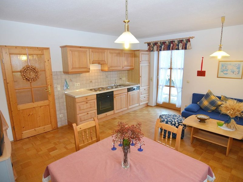 Spacious Apartment in Schönsee with Sauna, holiday rental in Muschenried