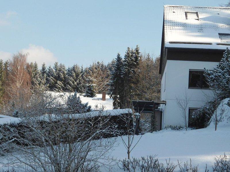 Modern Apartment in Bad Grund wit Garden, holiday rental in Einbeck