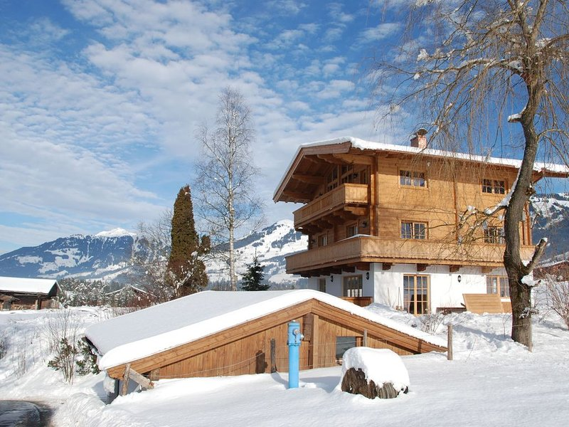 Marvellous detached house with lots of privacy, located near Kitzbühel., holiday rental in Aurach bei Kitzbuehel