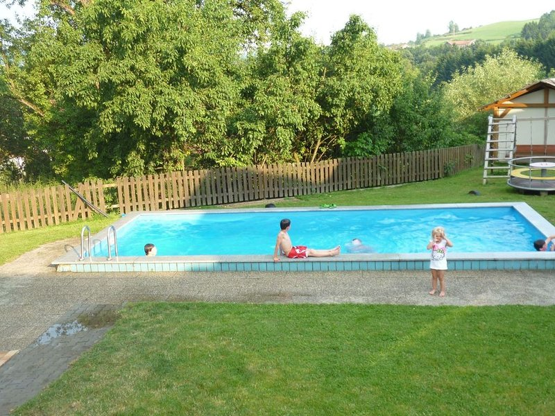 Spacious Apartment in Tresdorf with swimming pool, holiday rental in Chamerau
