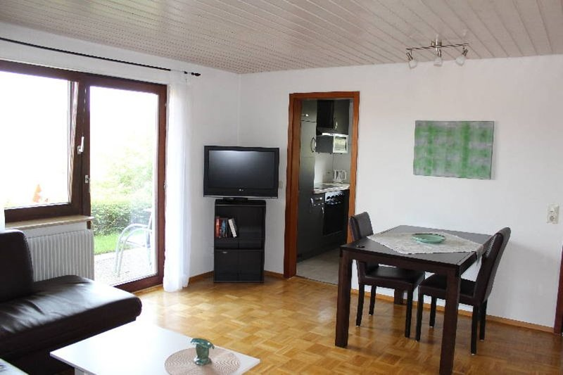 Apartment with 63sqm, 1 bedroom, for max. 4 persons living and dining area