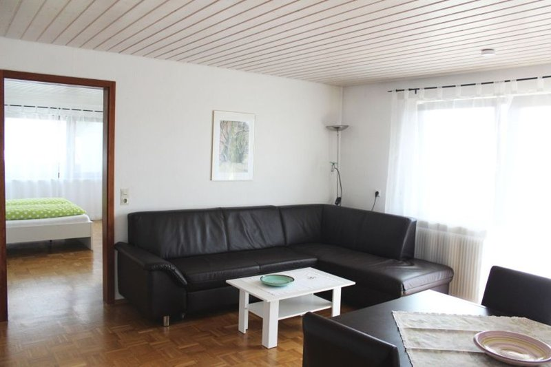 Apartment with 63sqm, 1 bedroom, for max. 4 persons living room