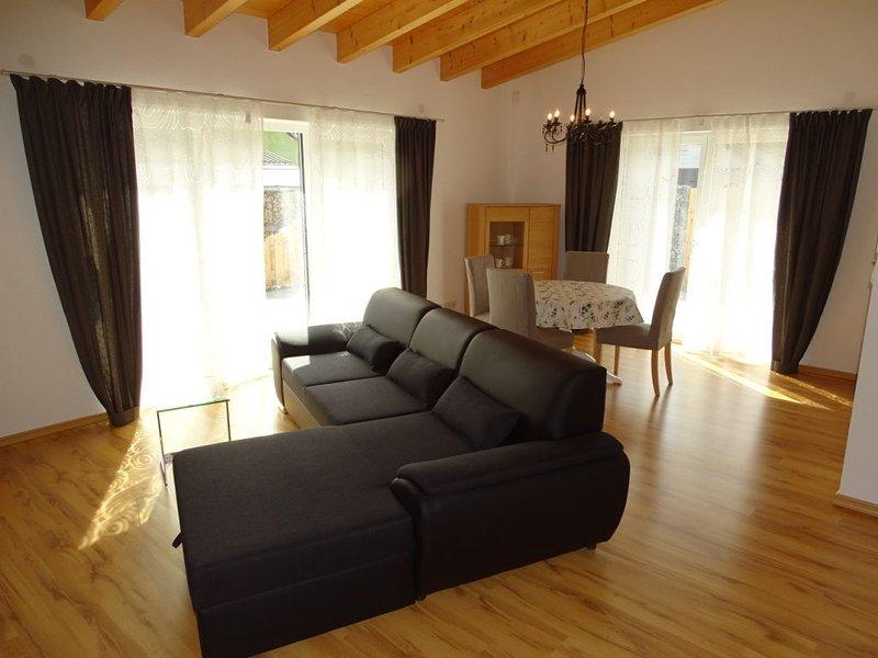 Die kleine Ferienwohnung, 50qm, 1 Schlafzimmer, max. 2 Personen, location de vacances à Bad Saulgau