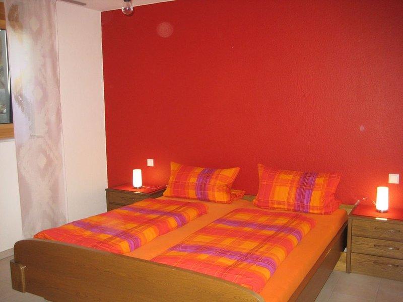 Ferienwohnung mit ca. 63qm, 1 Schlafzimmer, 1 Wohn-/Schlafzimmer, für maximal 3, holiday rental in Plobsheim