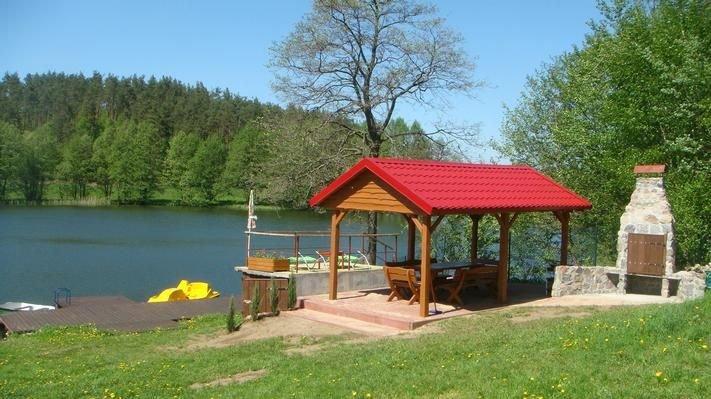 Ferienhaus Suleczyno für 1 - 10 Personen - Ferienhaus, location de vacances à Brodnica Gorna