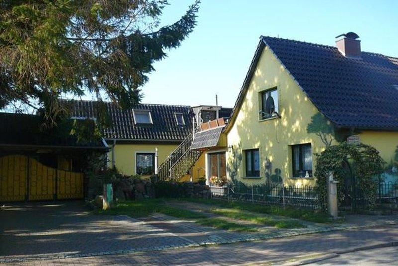 Ferienwohnung Demmin für 2 - 6 Personen mit 2 Schlafzimmern - Ferienwohnung, vacation rental in Reuterstadt Stavenhagen