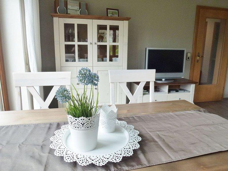 Ferienwohnung im Nebenhaus, 60 qm, 2 Schlafzimmer, max. 4 Personen, holiday rental in Lindau