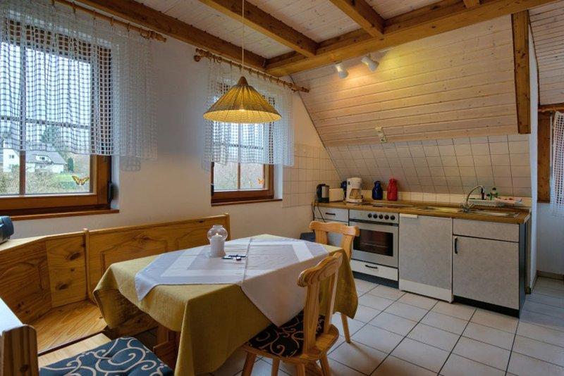 Ferienwohnung 40 qm, 1 Wohn-/Schlafraum, max. 3 Personen, location de vacances à Britzingen