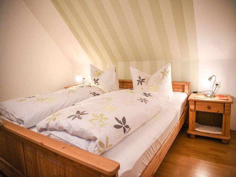 Fereinwohnung, 65 qm, 2 Schlafzimmer, max. 4 Personen, casa vacanza a Saig