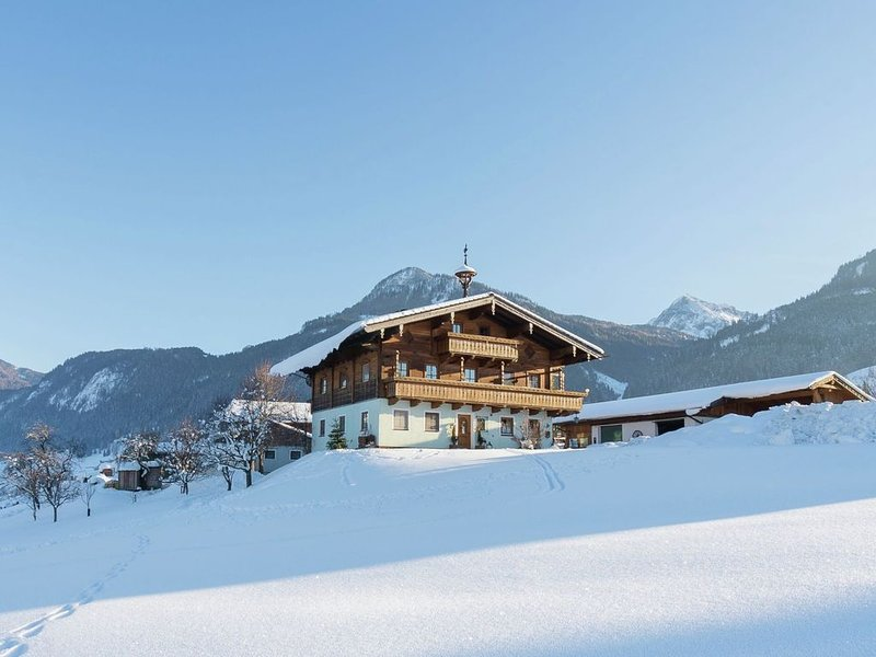A spacious, well kept holiday home on the second floor., holiday rental in Dorfgastein