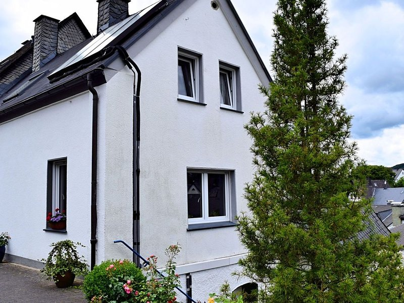 Attractive holiday home in the Sauerland region - wood stove and a terrace, vacation rental in Olsberg
