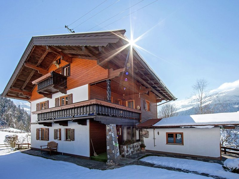 Nice apartement in the midst of the Westendorf mountains., holiday rental in Aschau bei Kirchberg