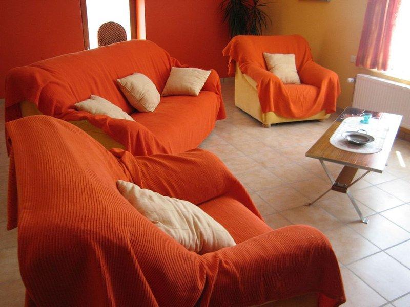 Quaint Apartment in Ondenval with Terrace, aluguéis de temporada em Faymonville