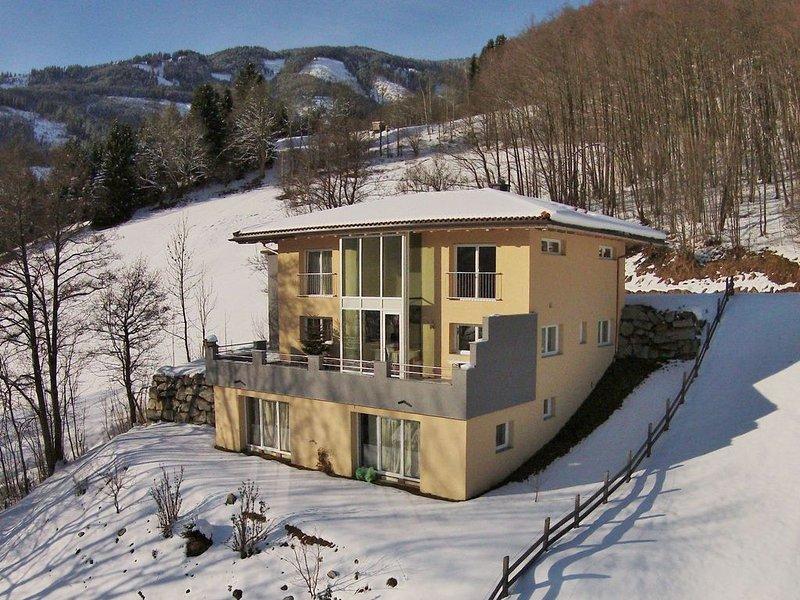 Sunlit Apartment near Ski Area in Walchen, location de vacances à Piesendorf