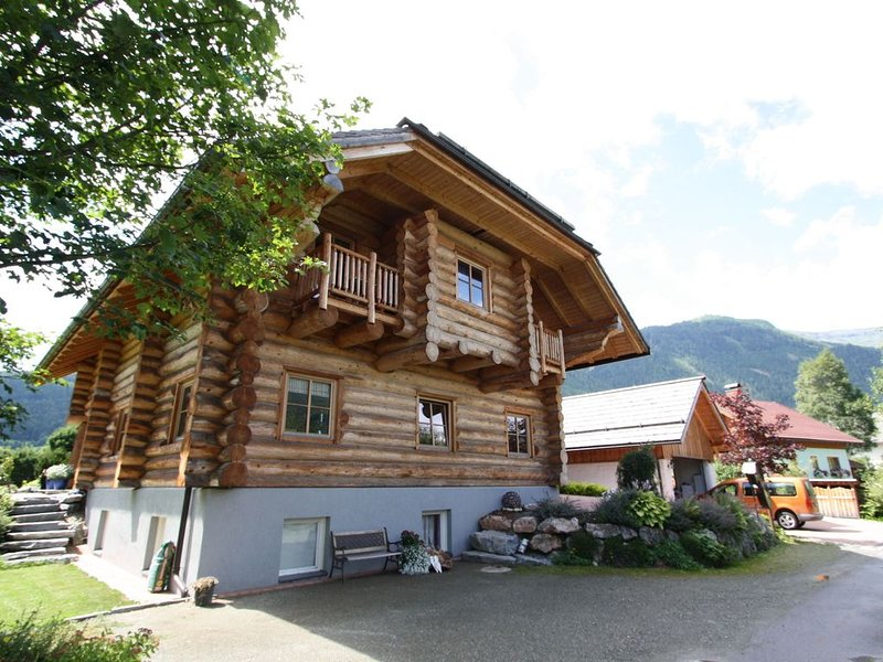 Lovely Holiday Home with Sauna in Mauterndorf, vacation rental in Mauterndorf