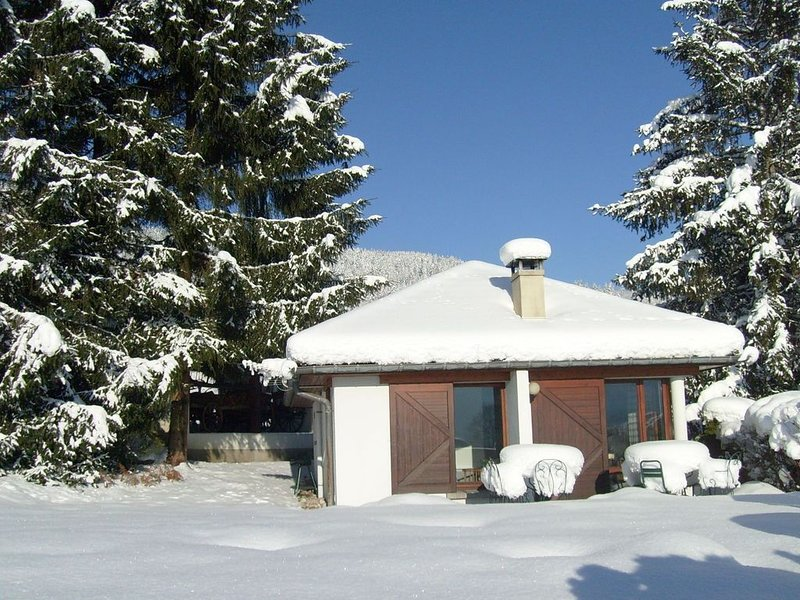 Great chalet with dishwasher, in the High Vosges, alquiler vacacional en Ferdrupt