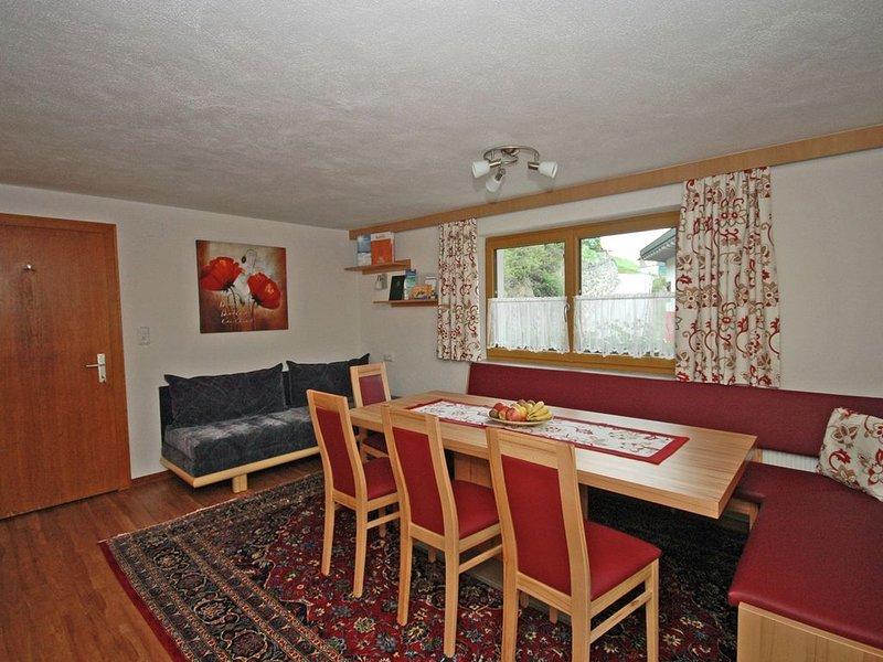 Modern Apartment with Sauna in Kappl, alquiler de vacaciones en Kappl
