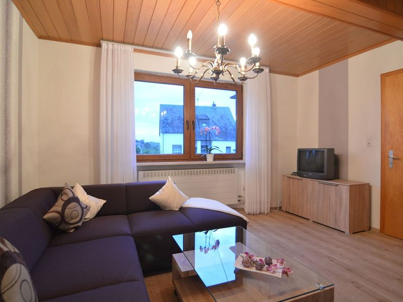 Modern Holiday Home in Haserich with Private Terrace, location de vacances à Buch